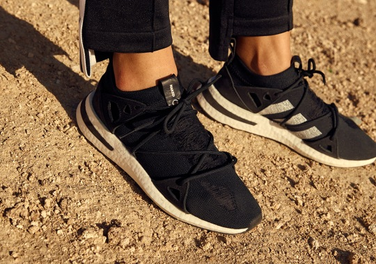 NAKED And adidas Collaborate On The Arkyn For Women