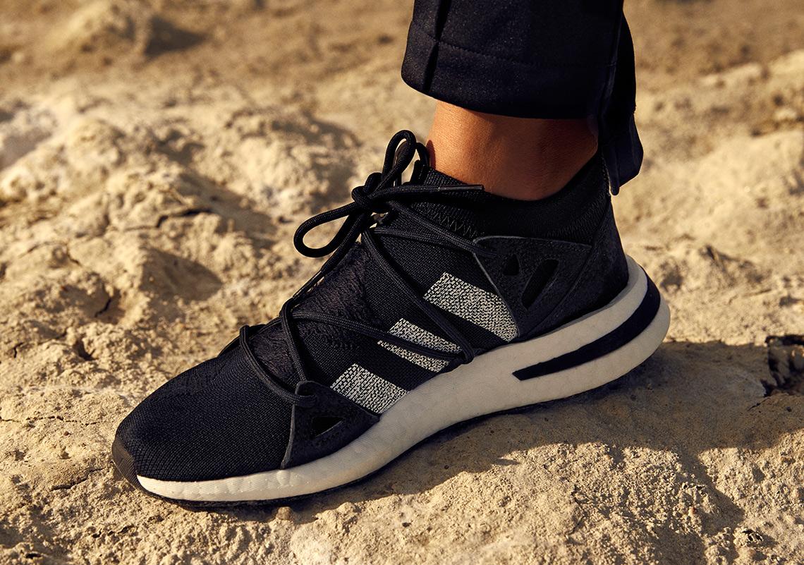 Adidas Naked x Adidas Consortium Arkyn Core Black/White