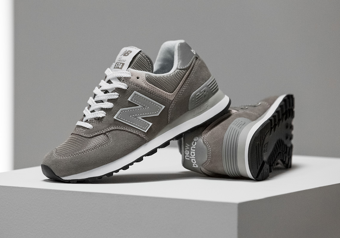 check out 3510d 64d98 New Balance 574 Legacy Of Grey Pack Release Info ...