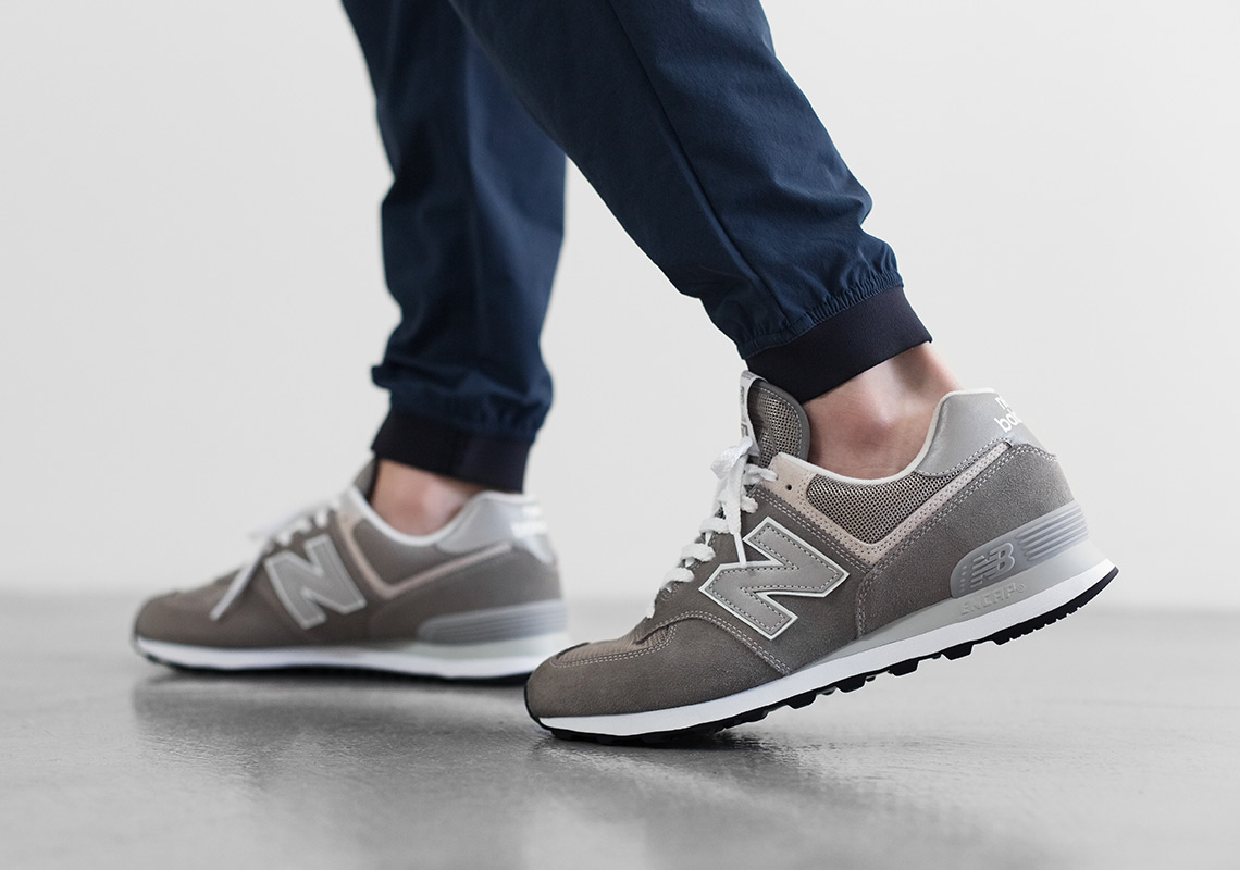 check out 64430 76d31 New Balance 574 Legacy Of Grey Pack Release Info ...