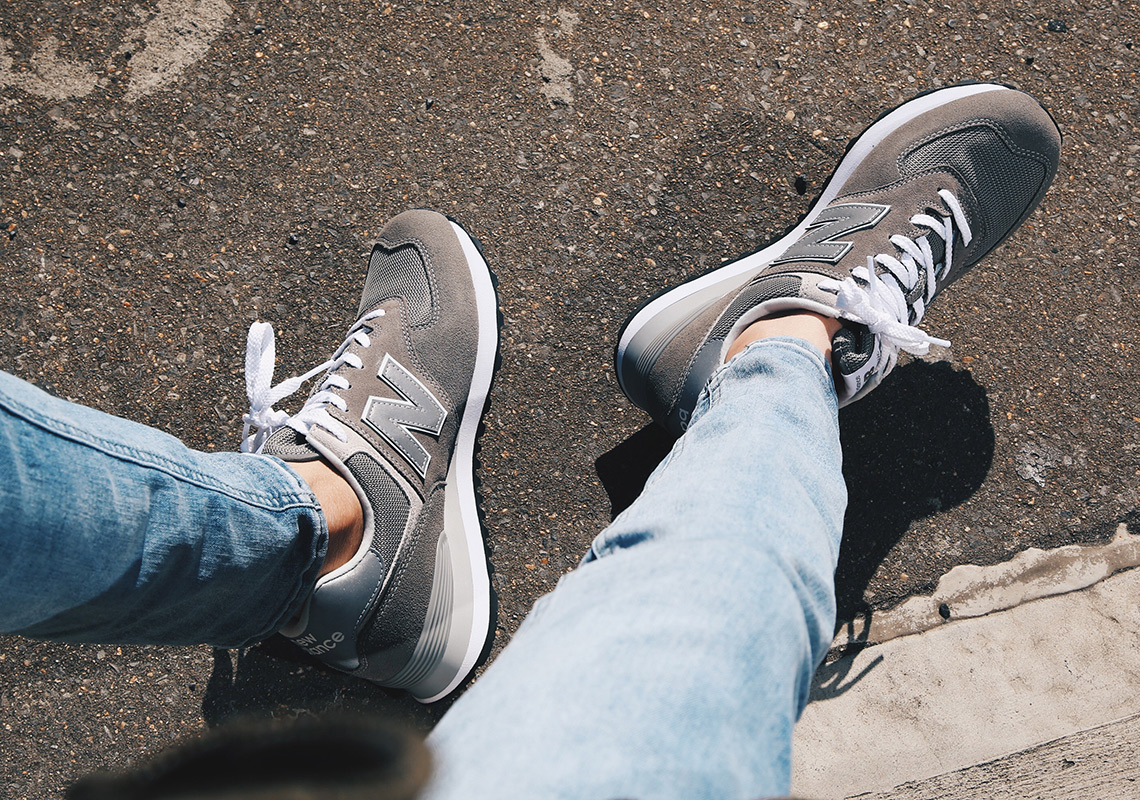 4503b9001542b New Balance Grey Day 574 Shoes - Release Info   SneakerNews.com