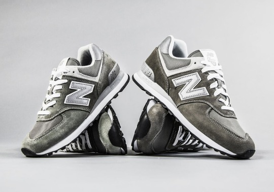 Where To Buy The New Balance 574 Releases For Grey Day