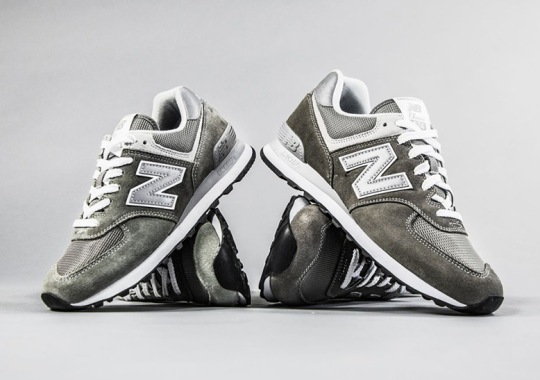 Where To Buy The New Balance 574 Releases For Grey Day 0d5d5081e