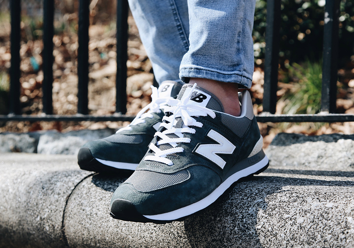 New Balance Grey Day 574 Shoes Release Info