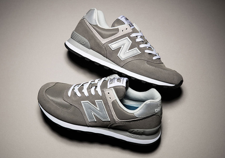 "New Balance 574 ""Classic Grey"" (mens and womens) Release Date  March 15th 081409f8d"