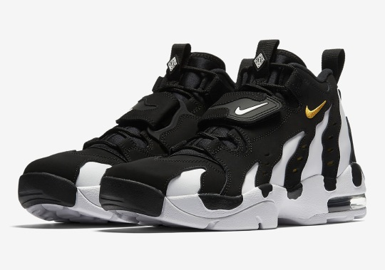 Deion Sanders' Nike Air DT Max '96 Makes A Surprise Return