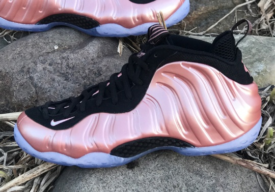 "Nike Air Foamposite One ""Elemental Rose"" Releases On April 20th"