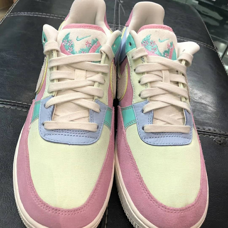 best value 7c9a4 44b7a ... Easter basket logo embroidered on the tongue make for this seasons  best finds. A release date hasnt been confirmed yet, but expect these to  drop ...