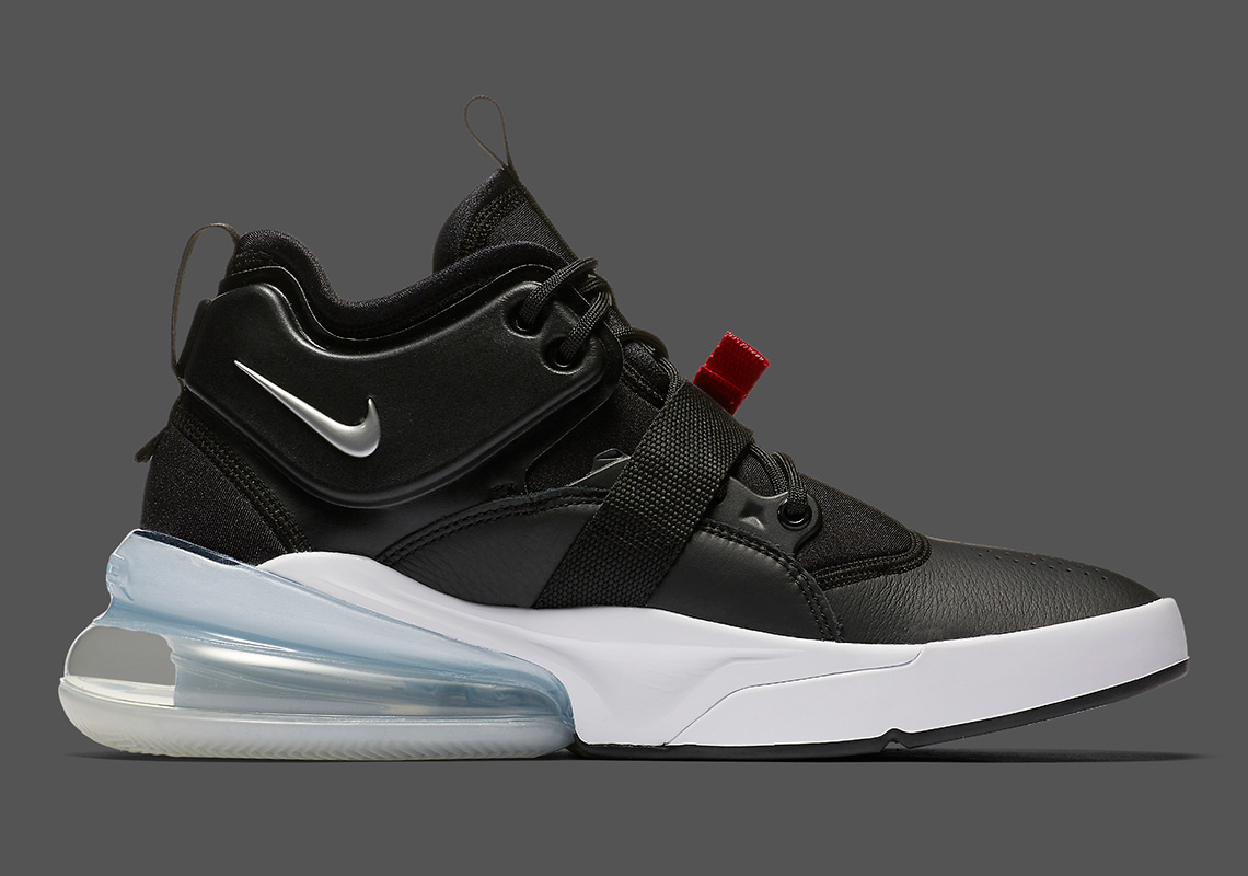 Nike Air Force 270 Bred
