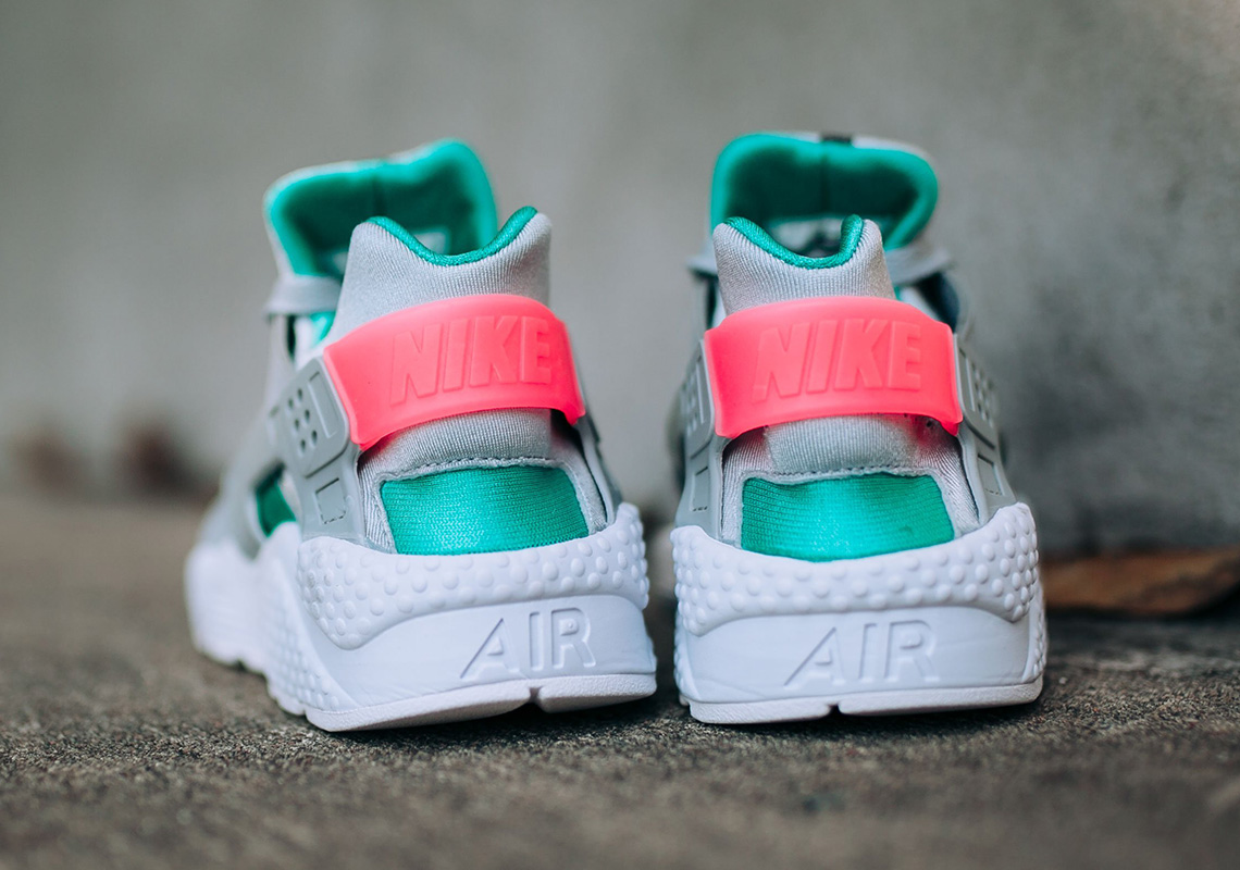 separation shoes 270c4 582d4 The Nike Air Huarache Gets Its Own South Beach Colorway