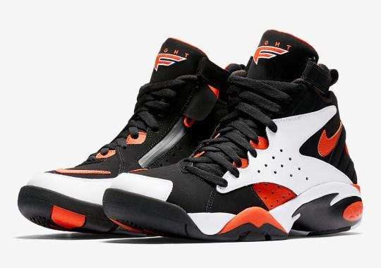 "The Nike Air Maestro II LTD ""Rush Orange"" Now Available"