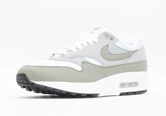 "Nike Continues the OG-Style Air Max 1 With ""Dark Stucco"""