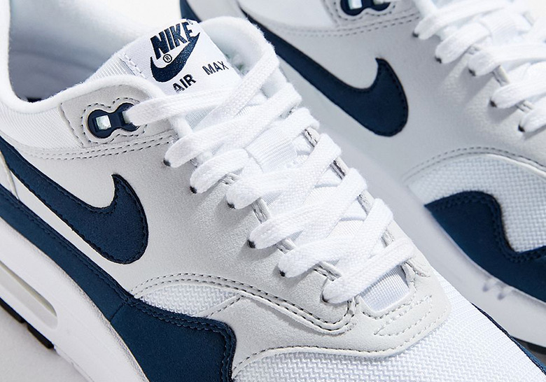 Nike Air Max 1 Navy 319986-104 Release Date  f46d2f539