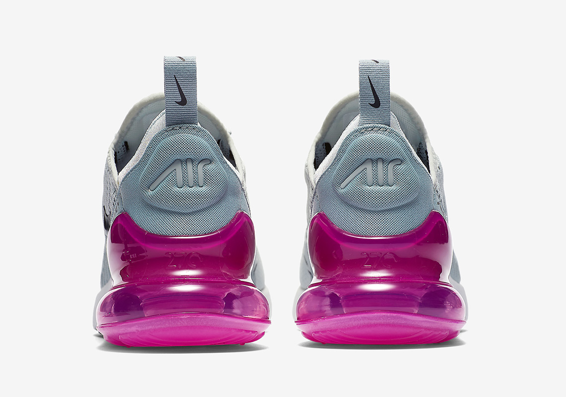 new concept 0ca17 dcea7 Nike Air Max 270 Bright Fuchsia WMNS Available Now ...