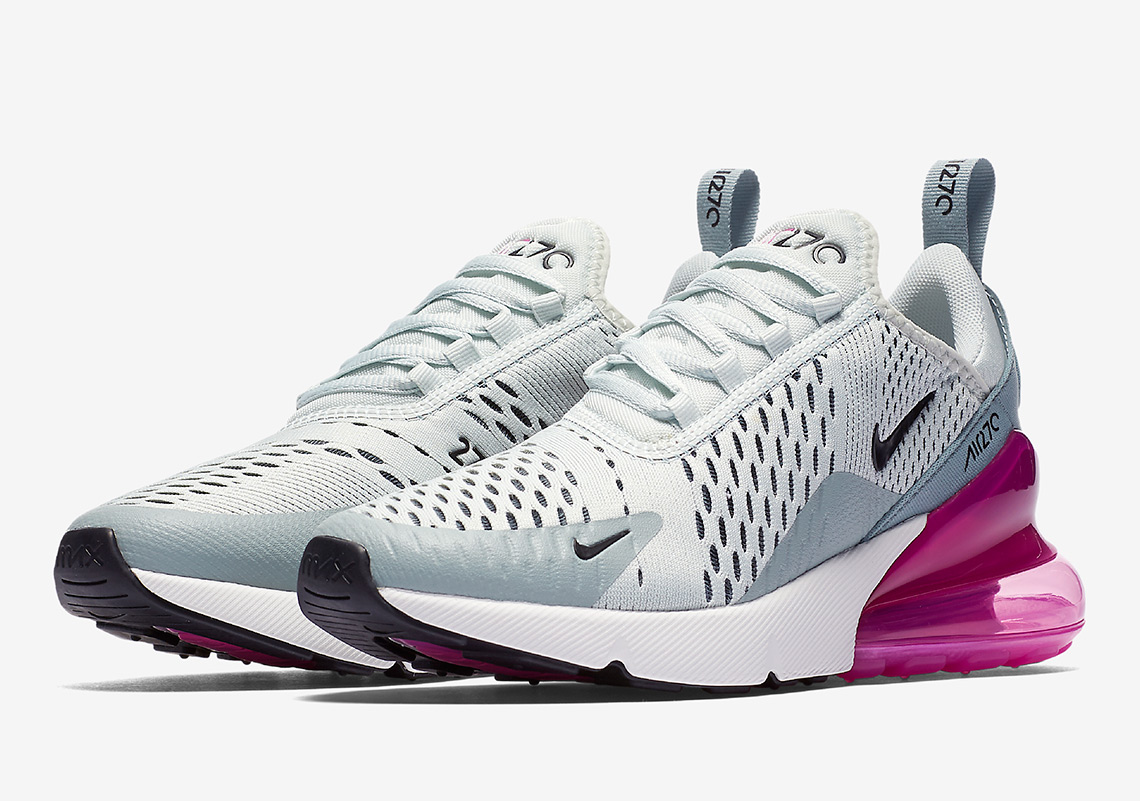 new product cc45d a3356 Nike Air Max 270 Bright Fuchsia WMNS Available Now   SneakerNews.com