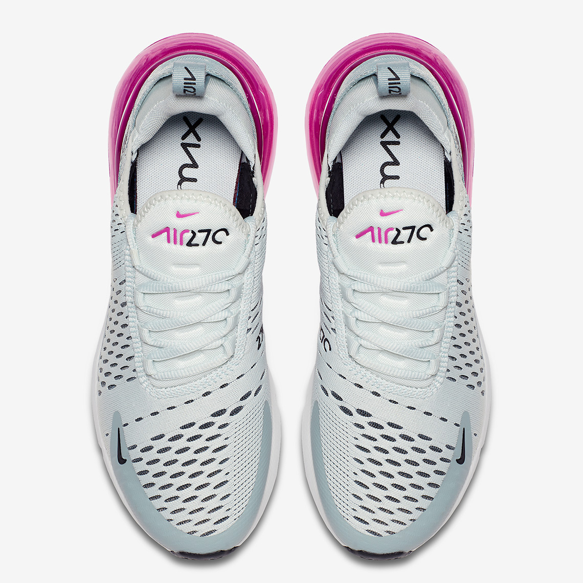 Nike Air Max 270 Rosa Kvinners Joggesko 1ECtYiAEm
