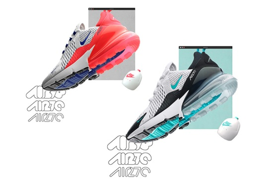 "Where To Buy: Nike Air Max 270 ""Dusty Cactus"" and ""Ultramarine"""