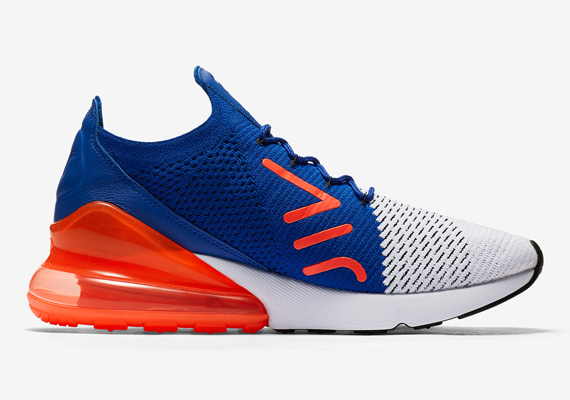 Nike Air Max 270 Flyknit Release Info + Official Images
