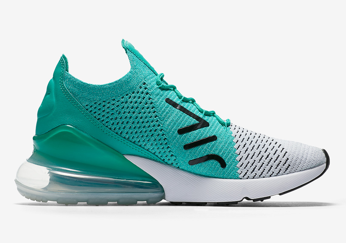 7cd19ebe0f00 Nike Air Max 270 Flyknit Release Info + Official Images ...