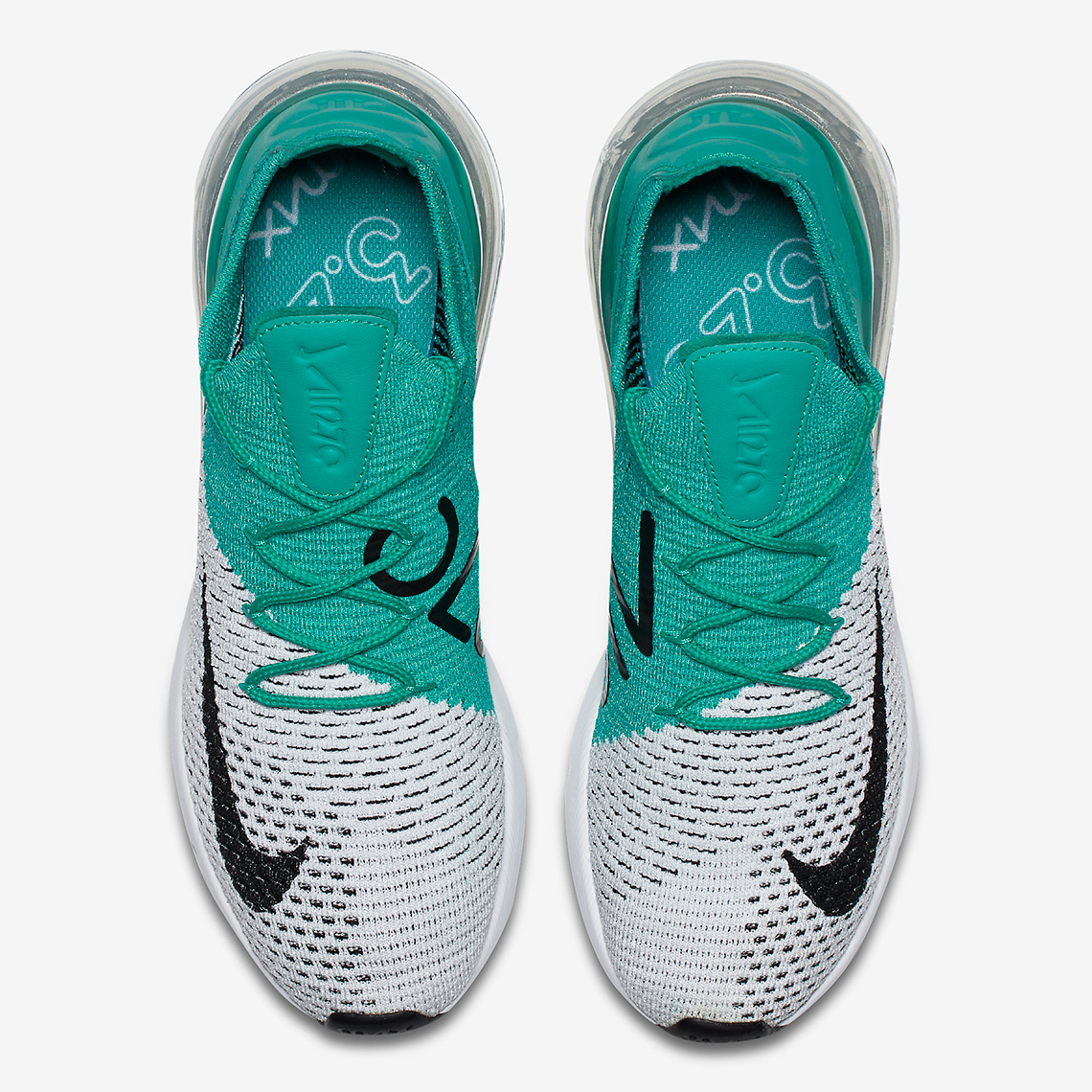 the best attitude ba0c9 958a5 Nike Air Max 270 Flyknit Release Info + Official Images ...