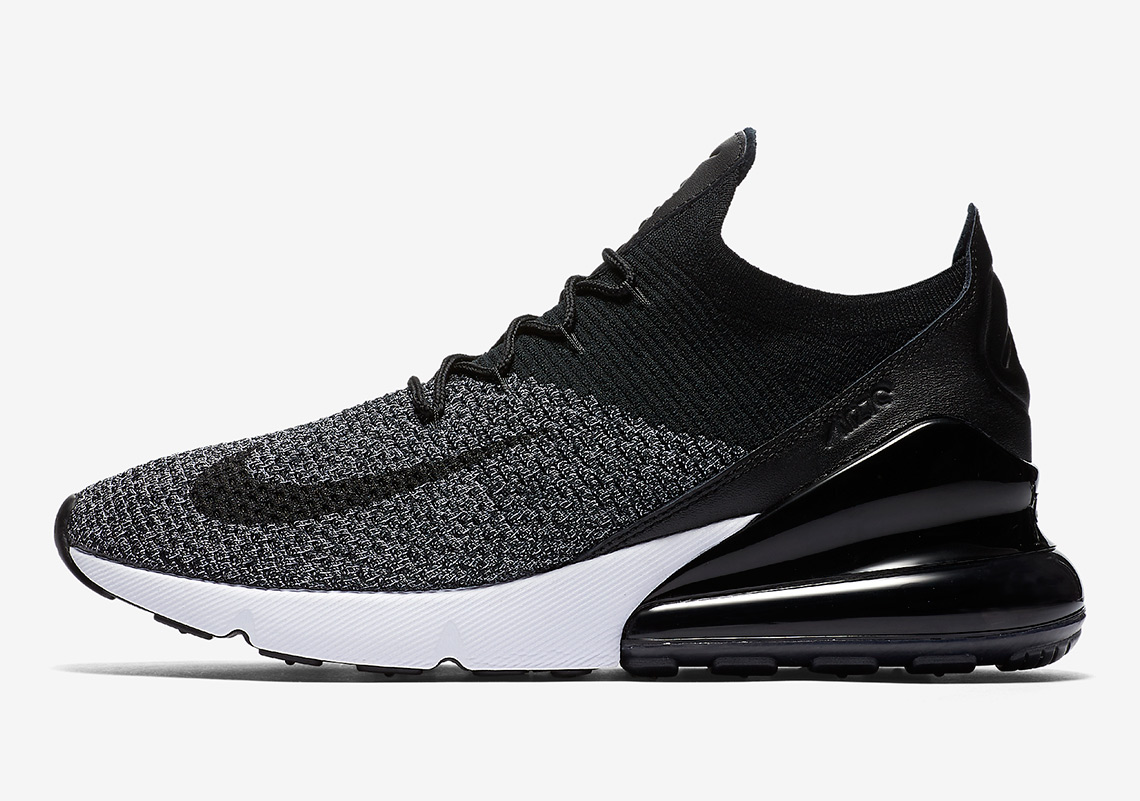 the best attitude 8f8b3 01a15 Nike Air Max 270 Flyknit Release Info + Official Images ...