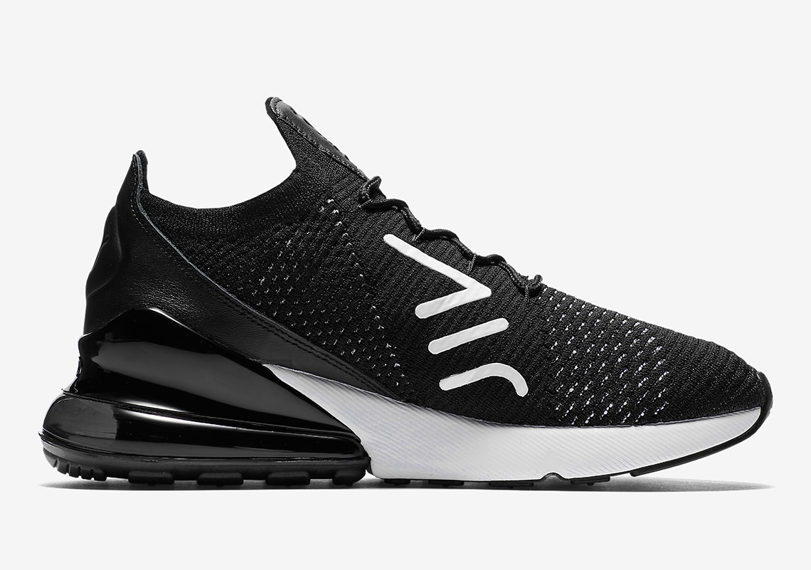 nike air max 270 flyknit release info official images. Black Bedroom Furniture Sets. Home Design Ideas