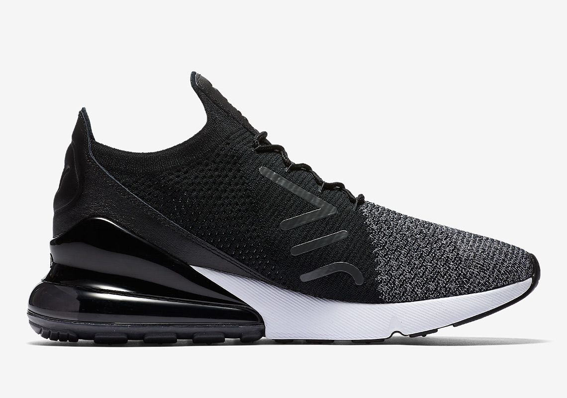 Nike Air Max 270 Chaussures Flyknit Colorways tCikhT