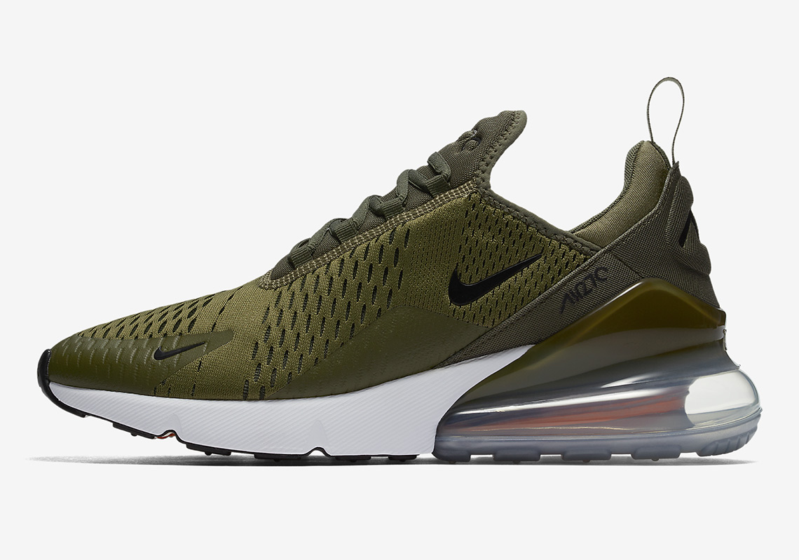 70845febf0 Nike Air Max 270 Six Colorways Available Now | SneakerNews.com