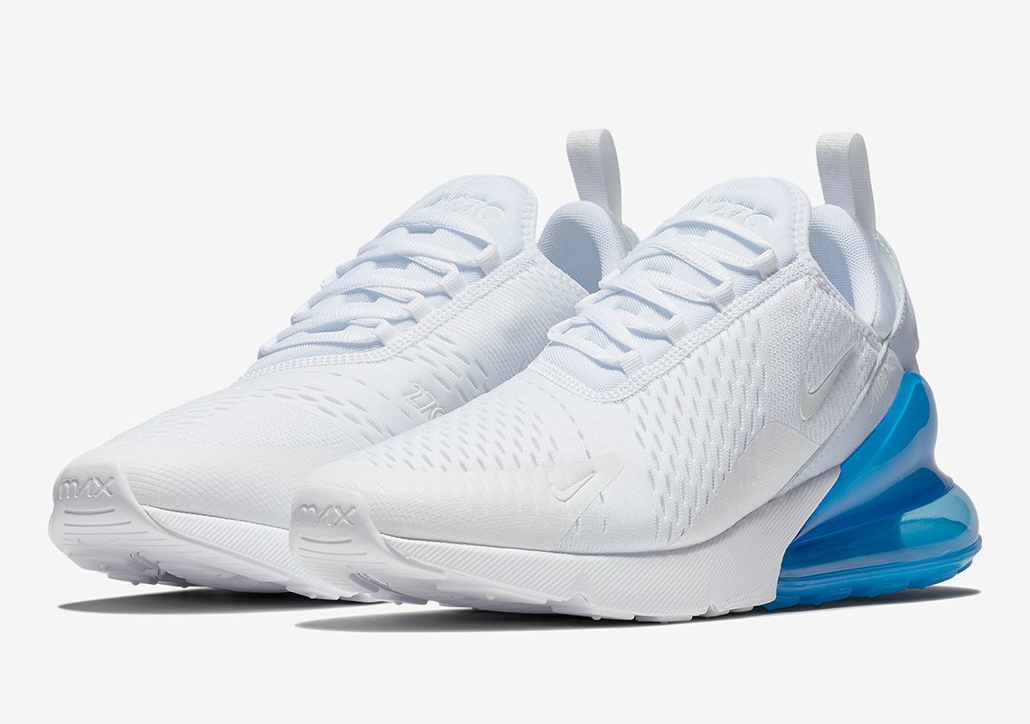 new style 23007 f804d Nike Air Max 270 150. Color WhiteWhite-Photo Blue