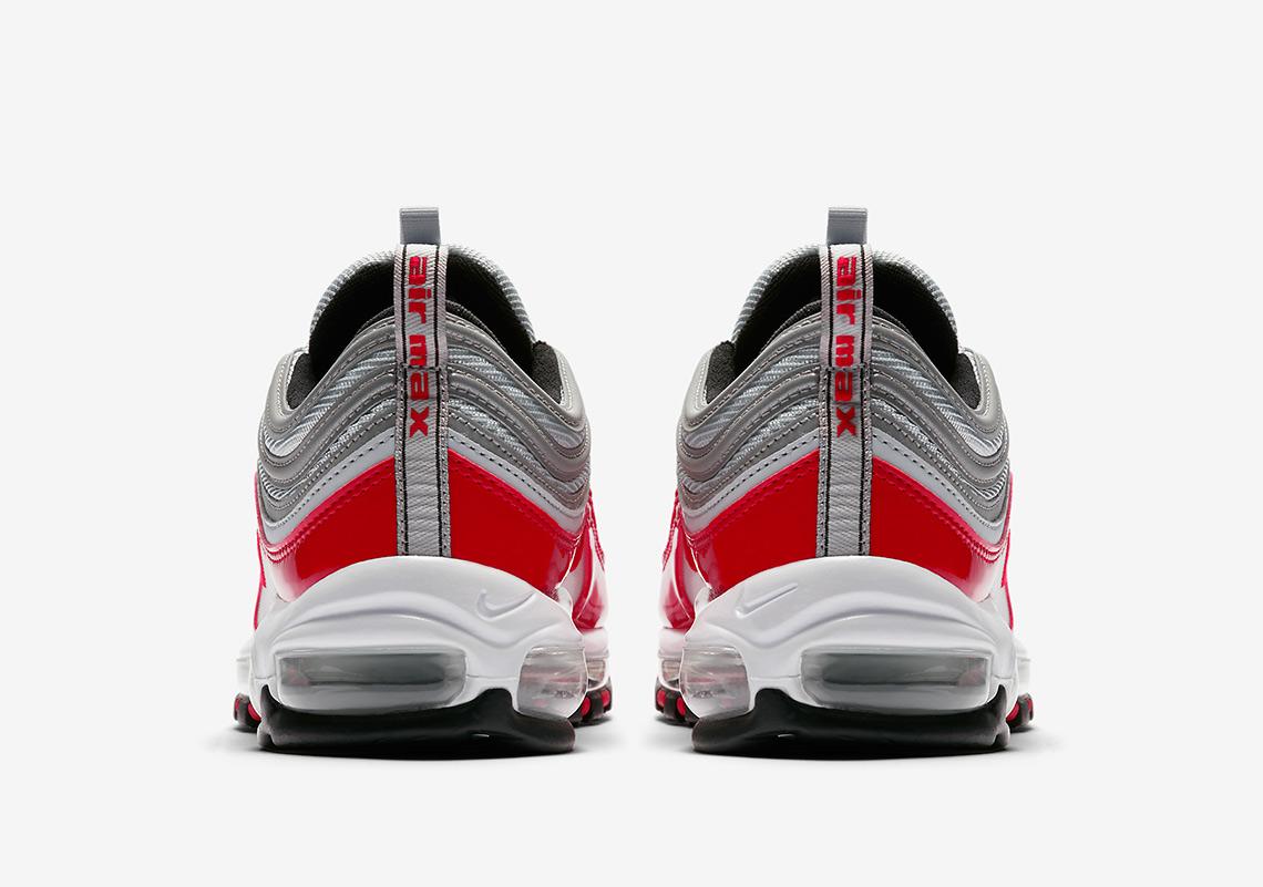Nike Air Max 97 Converse De Las Mujeres Rojas 8vWHxqd