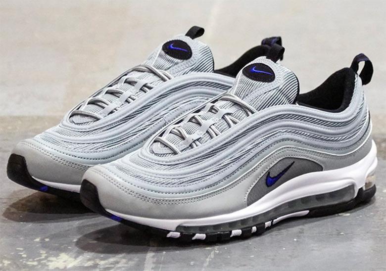 4e5487b02a57 ... Nike Air Max 97 Silver Blue AQ7331-001 SneakerNews.com ...