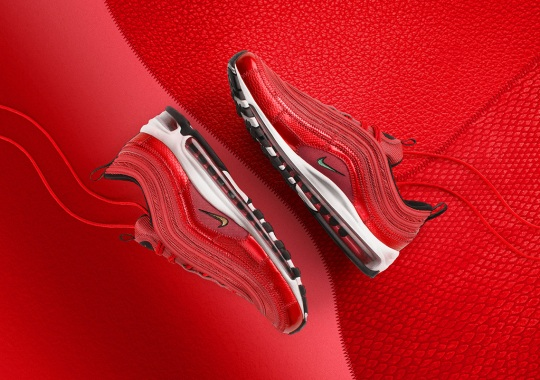 """Cristiano Ronaldo's Nike Air Max 97 CR7 """"Portugal"""" Releases Next Month"""