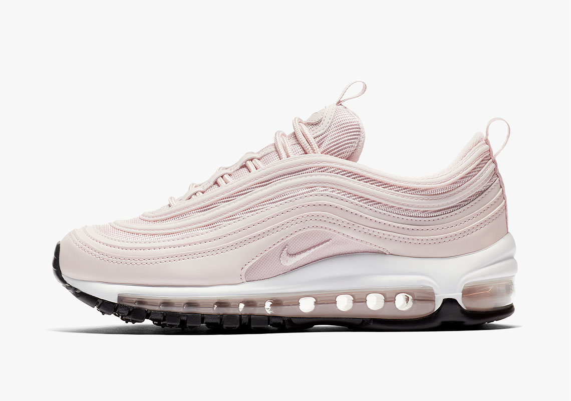 Nike Air Max 97 Barely Rose 921733 600 Sneakernews Com