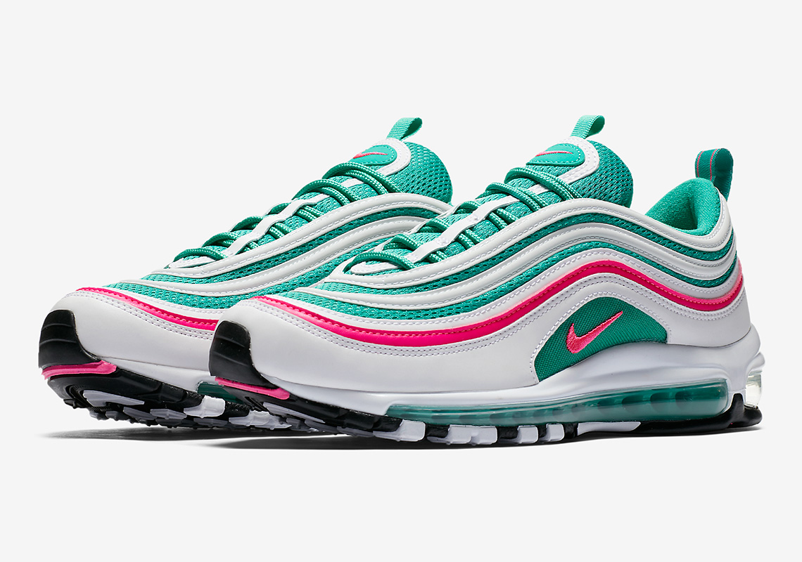 Nike Air Max 97 Quot South Beach Quot Release Info Sneakernews Com