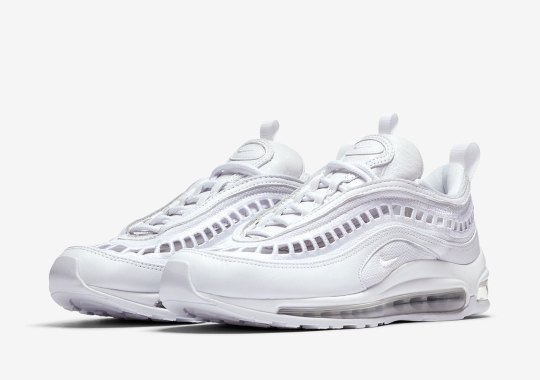 Nike Adds Vents To The Air Max 97 Ultra '17