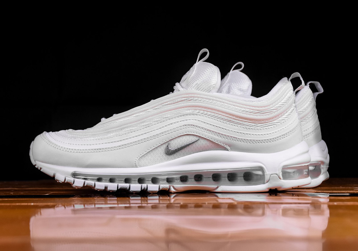 quality design 3b9f0 716b2 Air Max 97. Release Date  April 1, 2018  160. Color  Black White Style  Code  921826-001. Nike ...