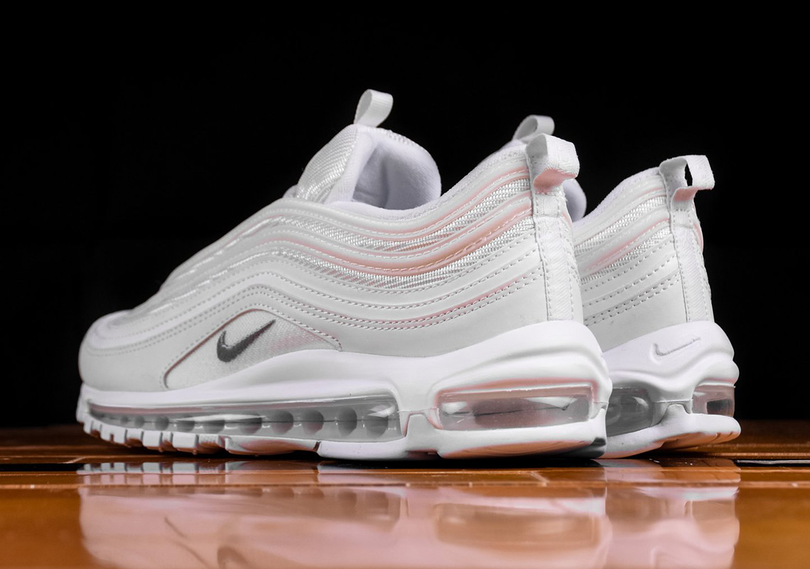 newest 4a028 3c3df Nike Restocks The Air Max 97 921826-001 921826-101   SneakerNews.com