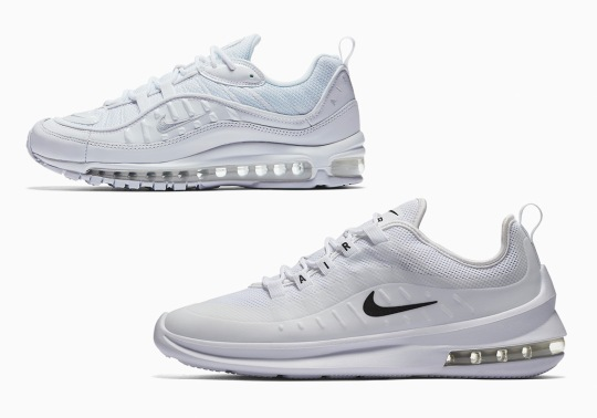 Nike To Release An Air Max 98-Inspired Shoe Called The Air Max Axis