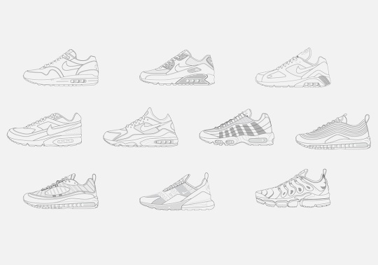 "Nike To Launch ""On Air"" Sneaker Workshop With Goal Of Releasing A Shoe Designed By Public"