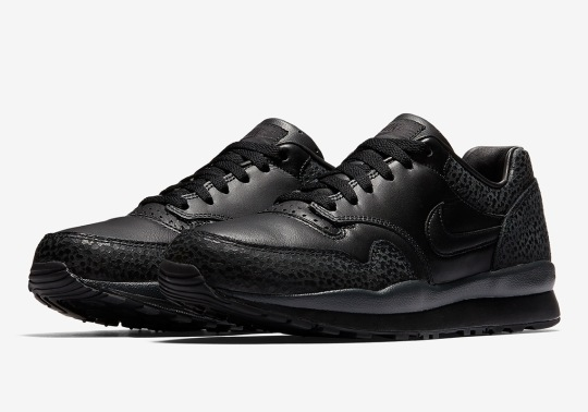 The Nike Air Safari Is Releasing In Triple Black