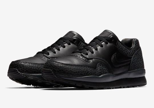 The Nike Air Safari Is Releasing In Triple Black