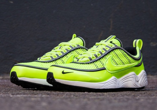 "Nike Zoom Spiridon ""Patent Leather"" Pack"
