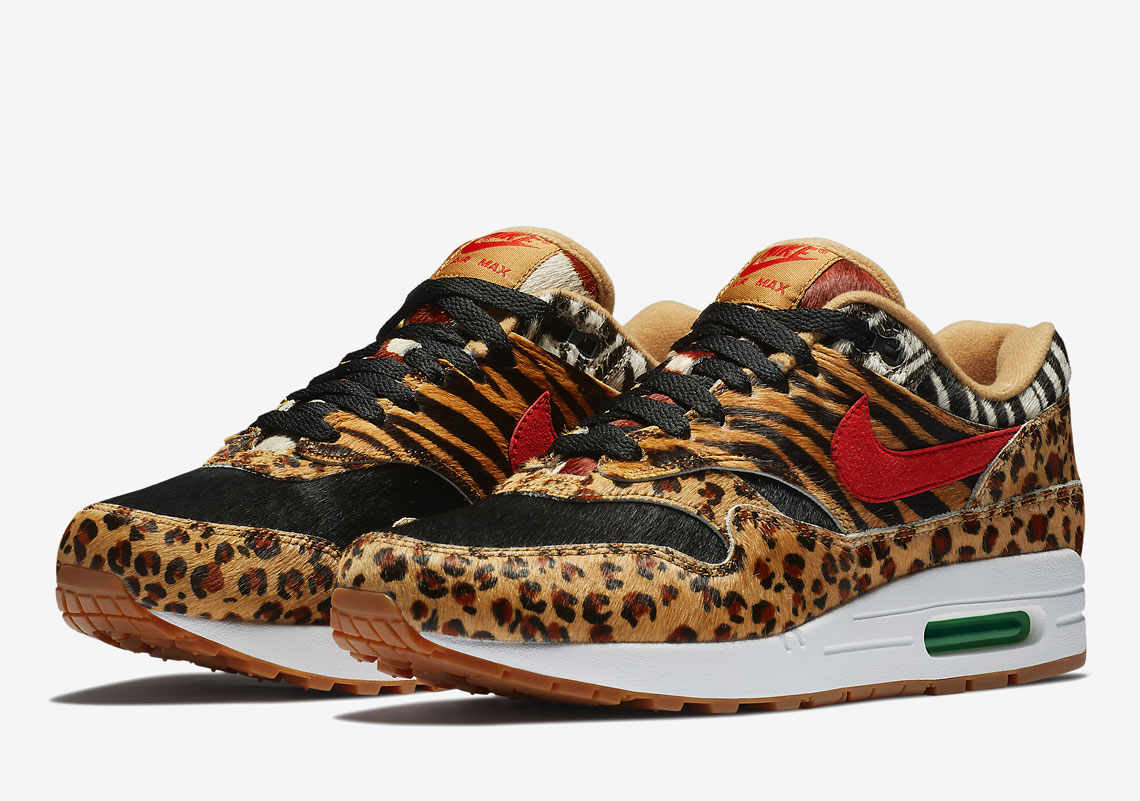 "Official Images Of The atmos x Nike ""Animal Pack"" 2.0 3800bbe72"