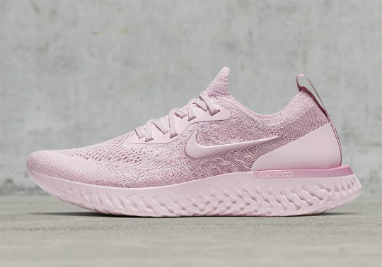 "Nike Reveals Upcoming Epic React Colorways Including ""Cream"", ""Olive"", And More"
