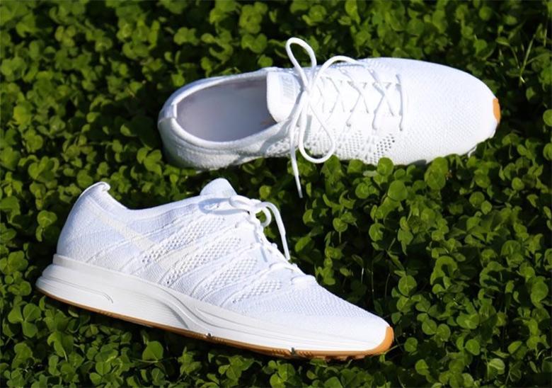 Nike Flyknit Trener Hvit Gummi Bunn zJrLLX0