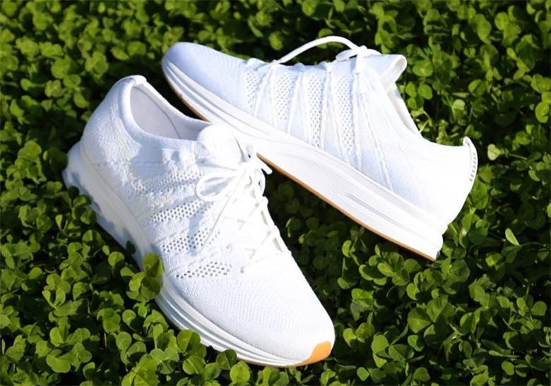 43e5df71fd92 Nike Flyknit Trainer White Gum AH8396-102 Release Info