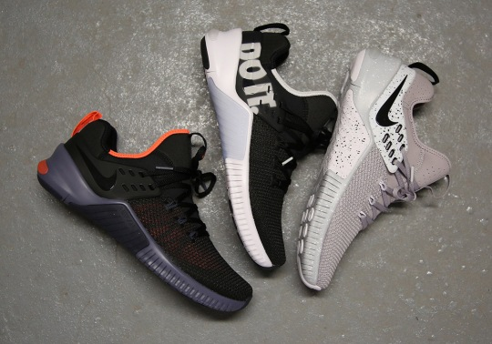 Nike Adds Free Cushioning To The Metcon Series