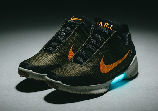 The Nike Hyperadapt 1.0 Is Available In Three Colorways In Asia