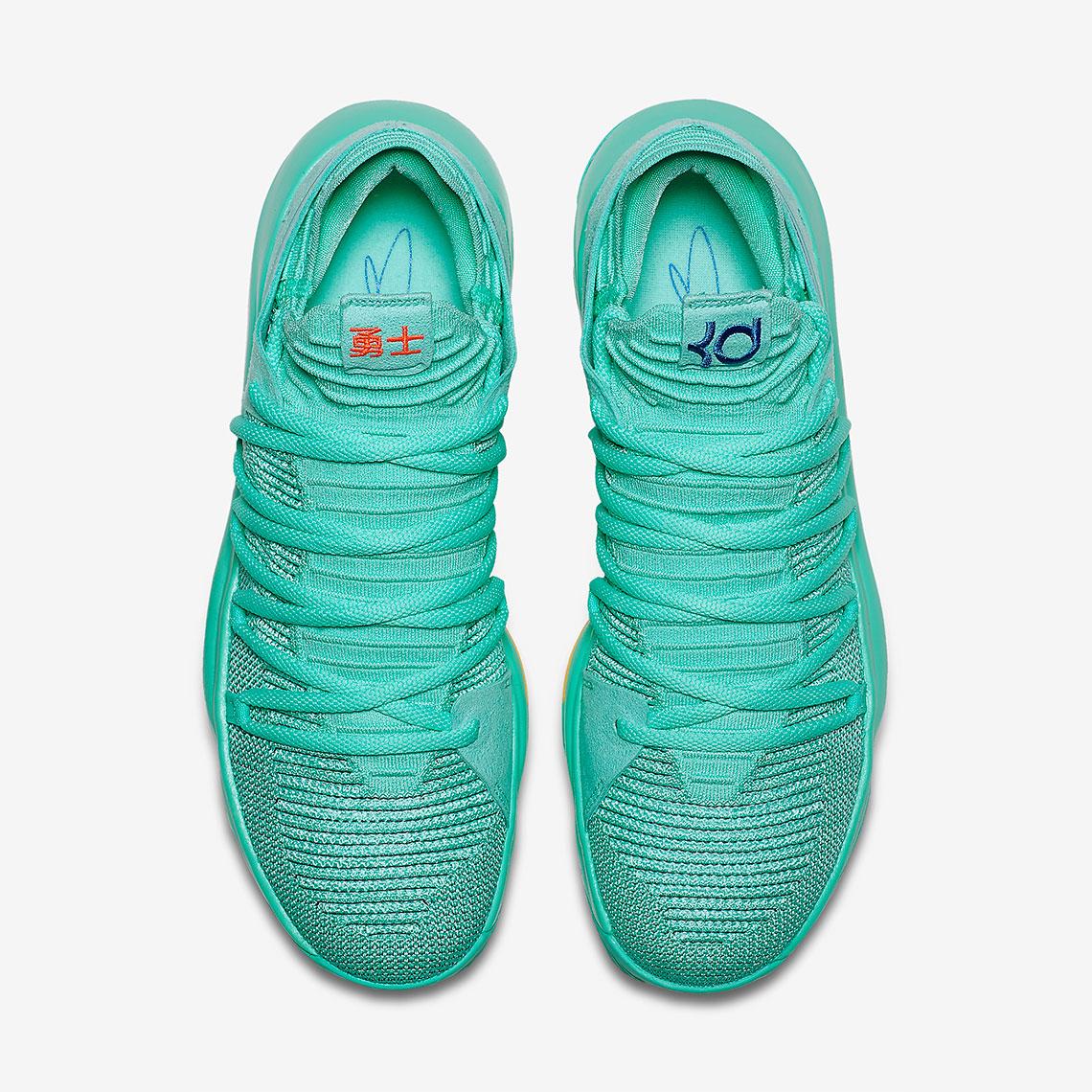 5ccacc9ed8c8 Nike KD 10 City Edition 897816-300