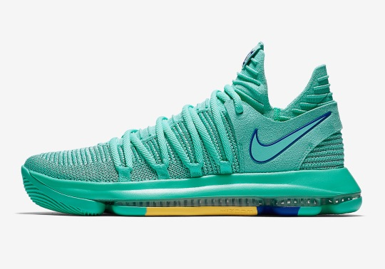 "Nike Is Releasing Another KD 10 ""City Edition"""